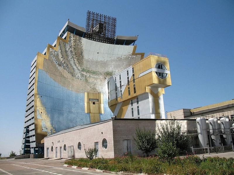 soviet03 Как выглядят футуристичные здания времен СССР