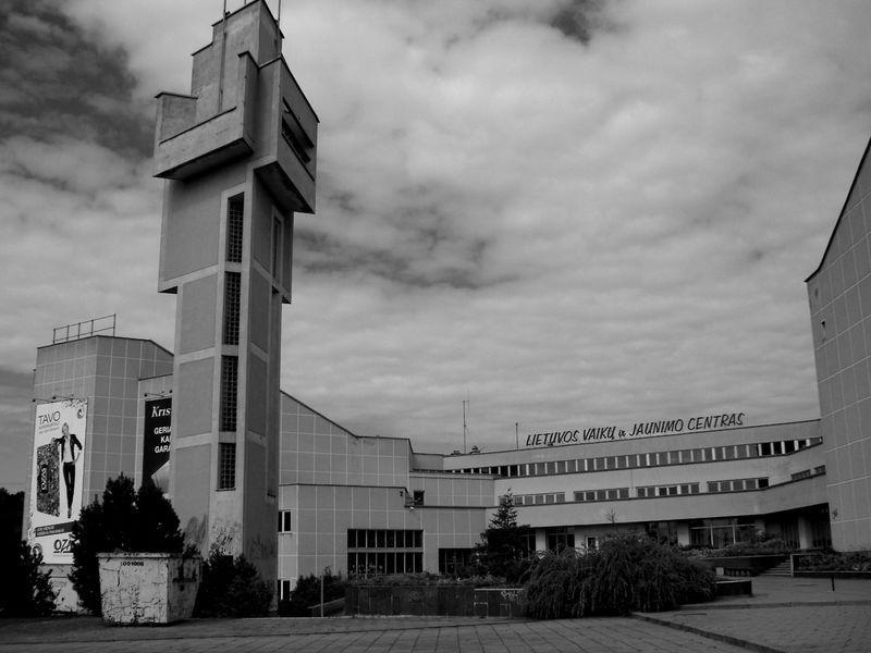 soviet06 Как выглядят футуристичные здания времен СССР
