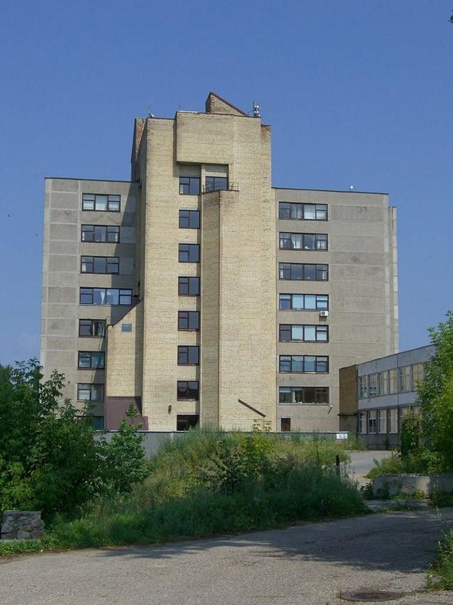 soviet12 Как выглядят футуристичные здания времен СССР