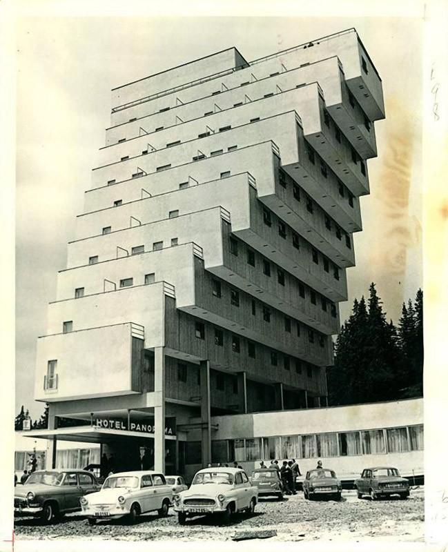 soviet13 Как выглядят футуристичные здания времен СССР