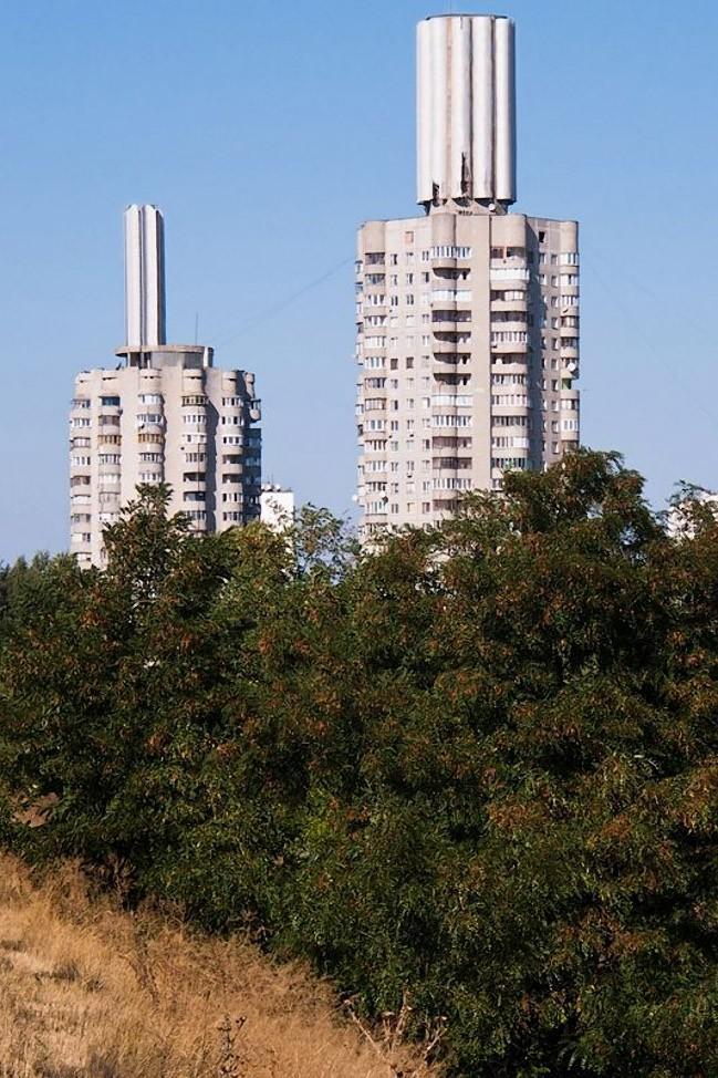 soviet14 Как выглядят футуристичные здания времен СССР