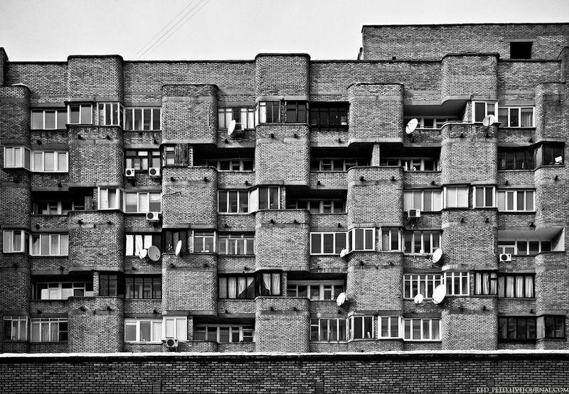 soviet16 Как выглядят футуристичные здания времен СССР