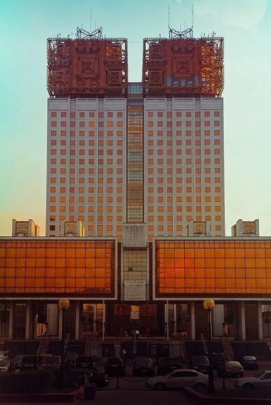 soviet21 Как выглядят футуристичные здания времен СССР