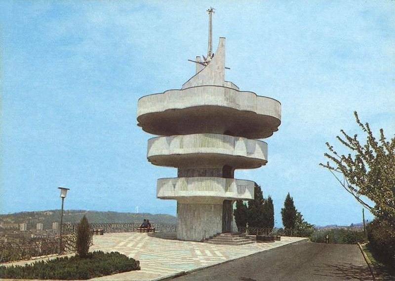 soviet27 Как выглядят футуристичные здания времен СССР