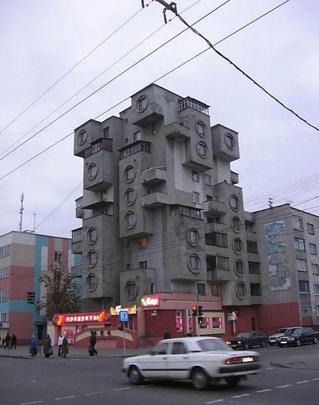 soviet29 Как выглядят футуристичные здания времен СССР