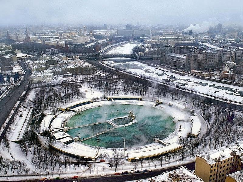 sweempool05 Бассейн Москва