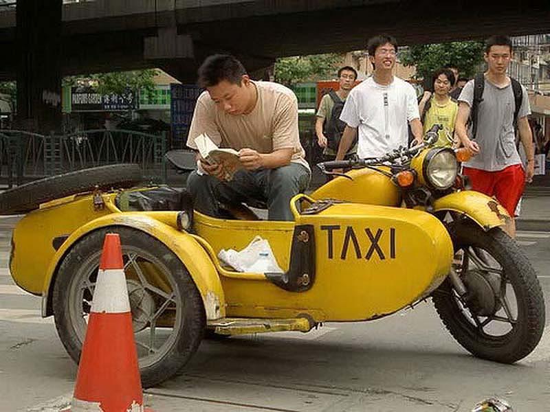 taxivsegomira 1 Несколько фактов о такси по всему миру