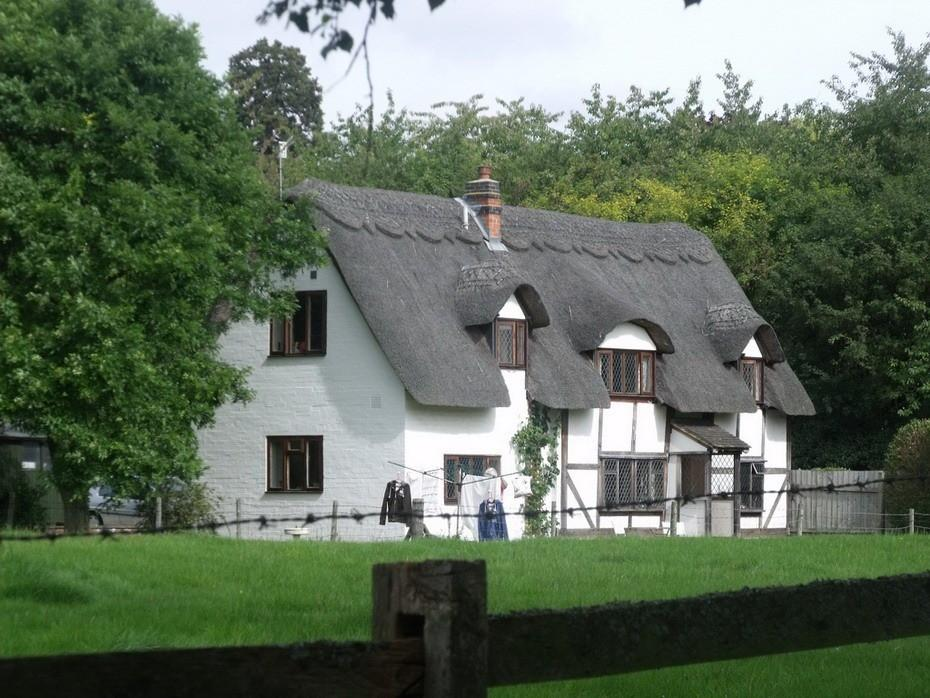 thatch31 Сказочное графство Девоншир