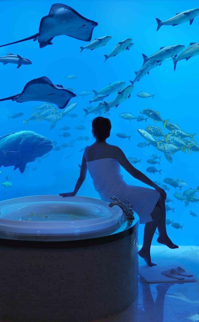 vanna01 10 отелей с самыми потрясающими ваннами