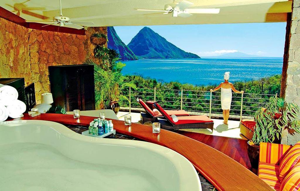 vanna03 10 отелей с самыми потрясающими ваннами