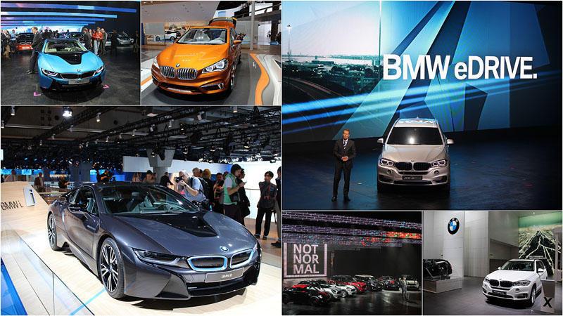 Новая папка9 BMW на 65 м автосалоне во Франкфурте