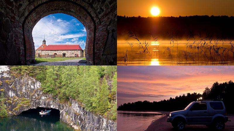 001 Самые красивые места блог тура В погоне за солнцем