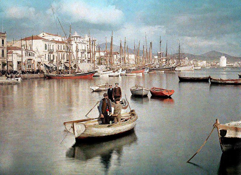 1913incolor16 1913 год в цвете: Каким был мир 100 лет назад
