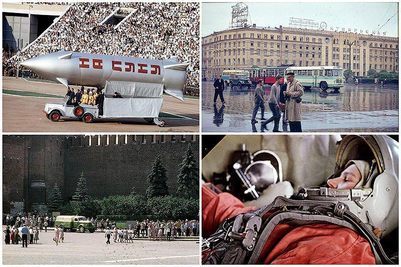 BIGPIC17 СССР полвека назад: 1963 й год в фотографиях