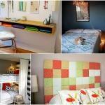 23 совета: Как обустроить маленькую спальню