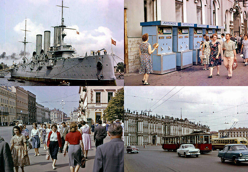 BIGPIC7 Ленинград 1961 го года