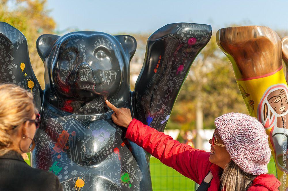 BuddyBears29 Превед, медведы!