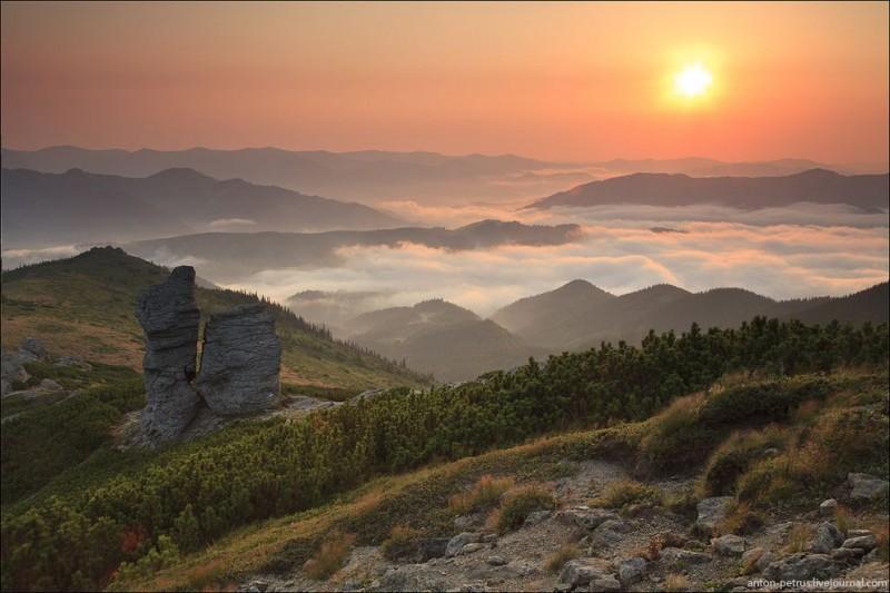 Carpathians01 800x533 Сердце Украины
