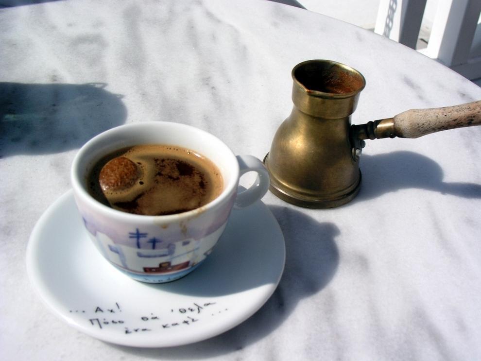 Секс утренний с кофем