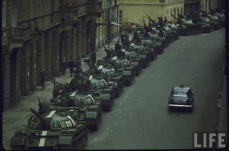Dunaj00 Операция Дунай   взгляд на вторжение в Чехословакию 45 лет спустя