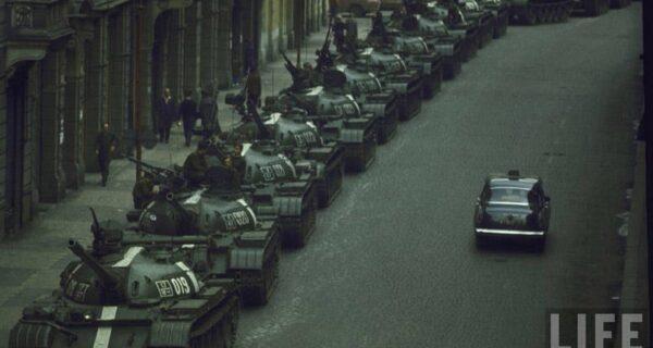 Операция «Дунай» – взгляд на вторжение в Чехословакию 50 лет спустя