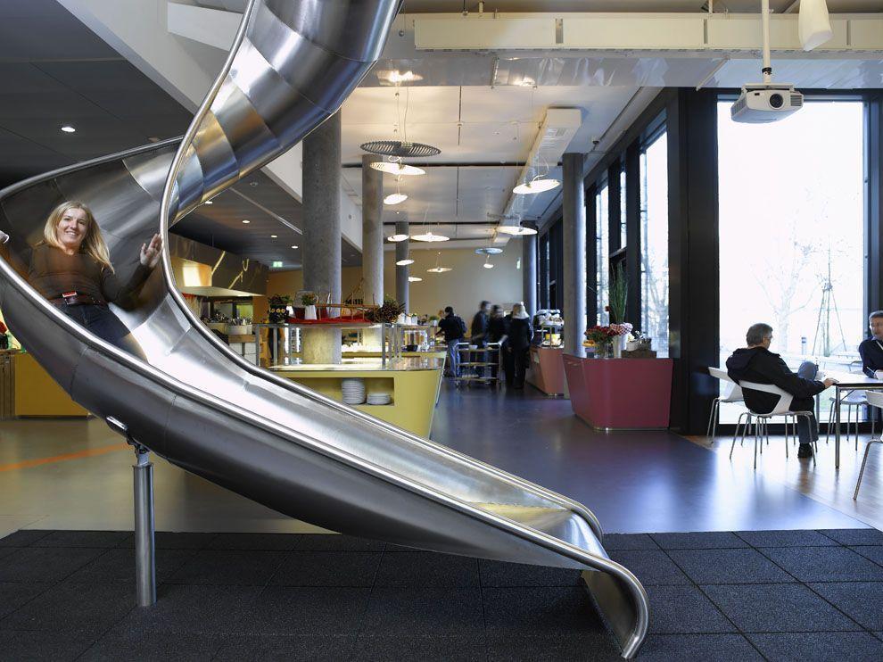 Googleoffice08 9 необычных офисов Google со своими уникальными особенностями