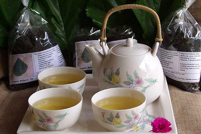 HerbalTea03 10 лучших травяных чаев для похудения