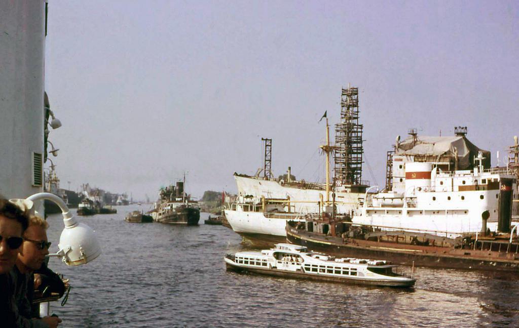 Leningrad1961 02 Ленинград 1961 го года