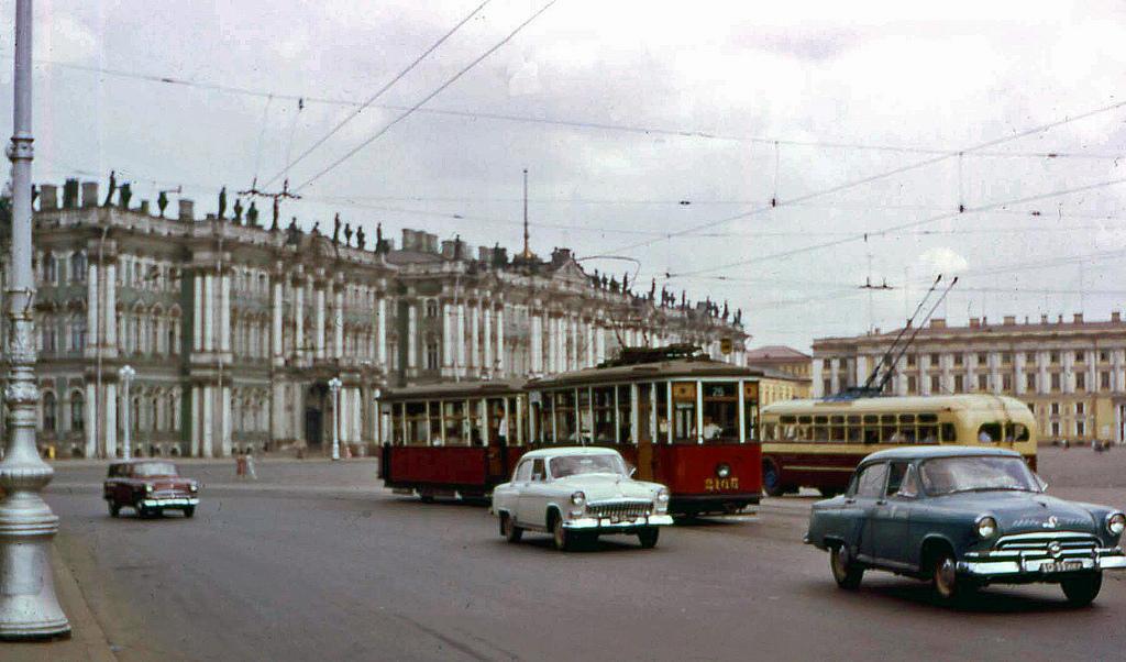 Leningrad1961 06 Ленинград 1961 го года