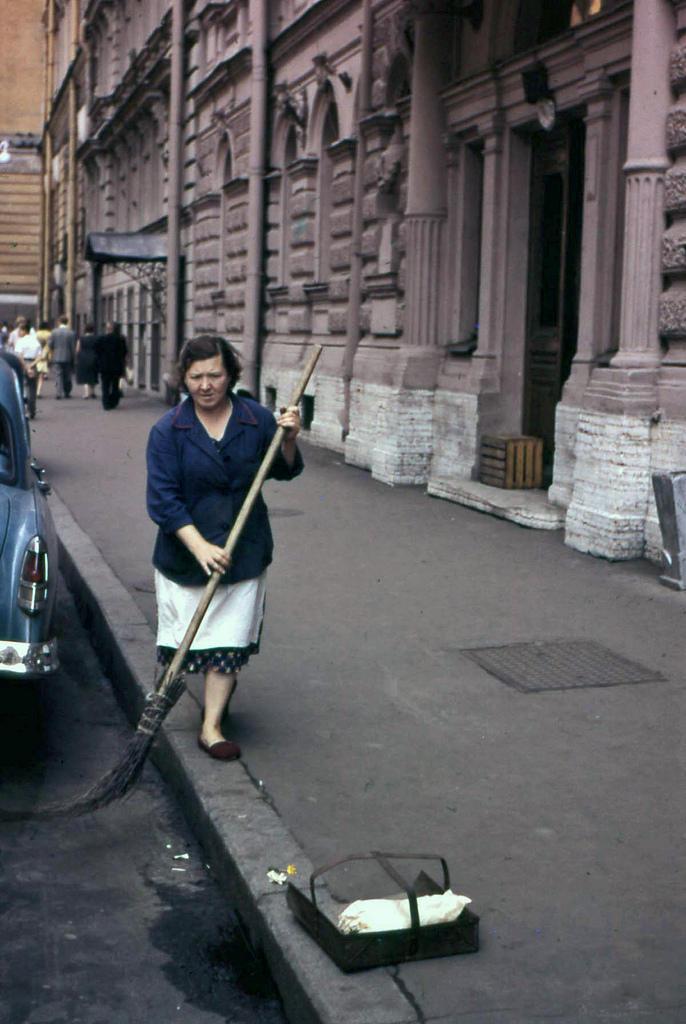 Leningrad1961 13 Ленинград 1961 го года