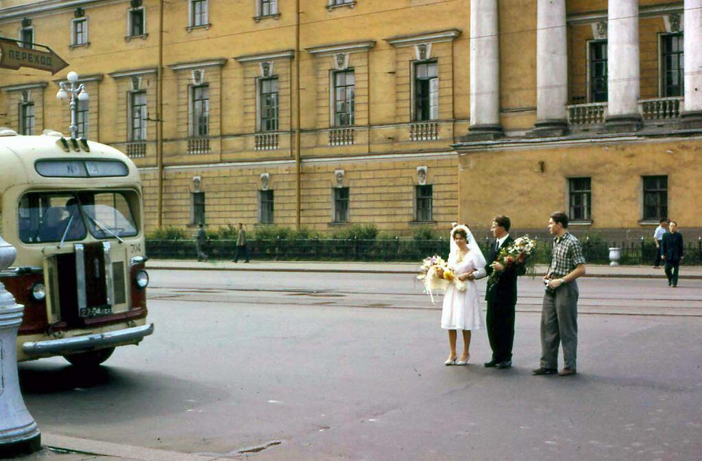 Leningrad1961 16 Ленинград 1961 го года