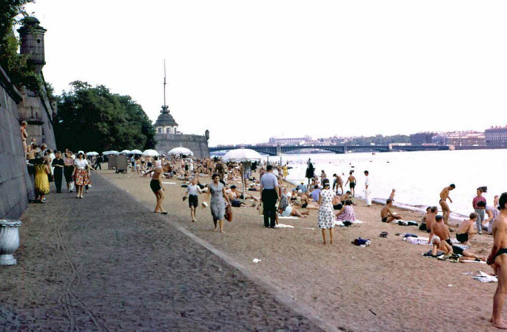Leningrad1961 18 Ленинград 1961 го года