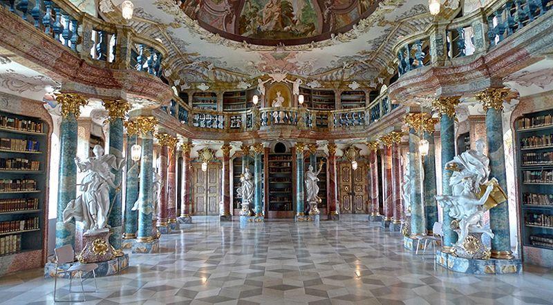 Монастыря виблинген в ульме германия
