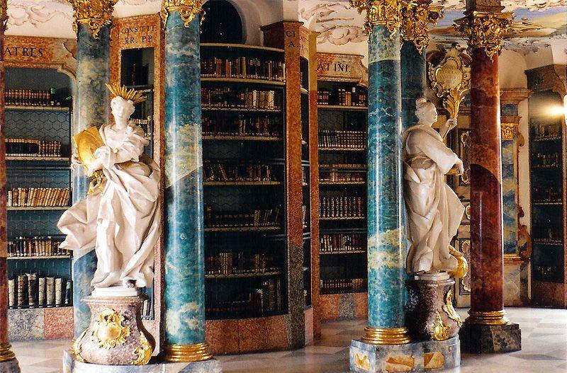 Libraries02 Библиотеки, в которые хочется возвращаться