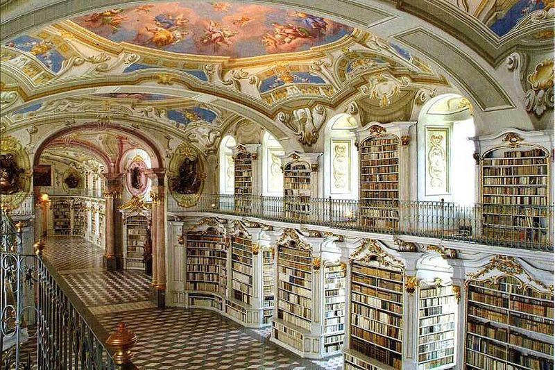 Libraries05 Библиотеки, в которые хочется возвращаться