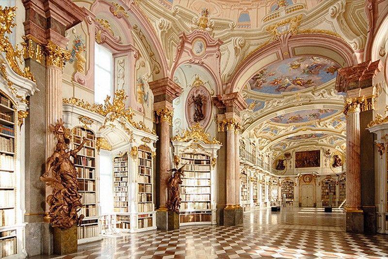 Libraries06 Библиотеки, в которые хочется возвращаться
