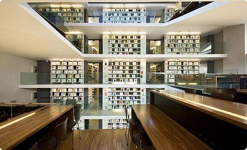 Libraries07 Библиотеки, в которые хочется возвращаться