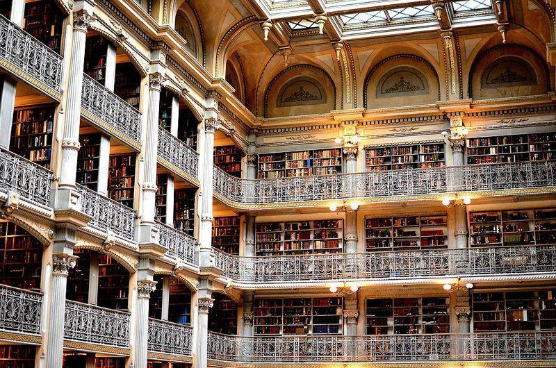 Libraries12 Библиотеки, в которые хочется возвращаться
