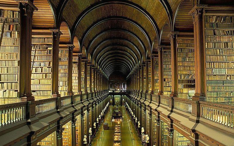 Libraries13 Библиотеки, в которые хочется возвращаться