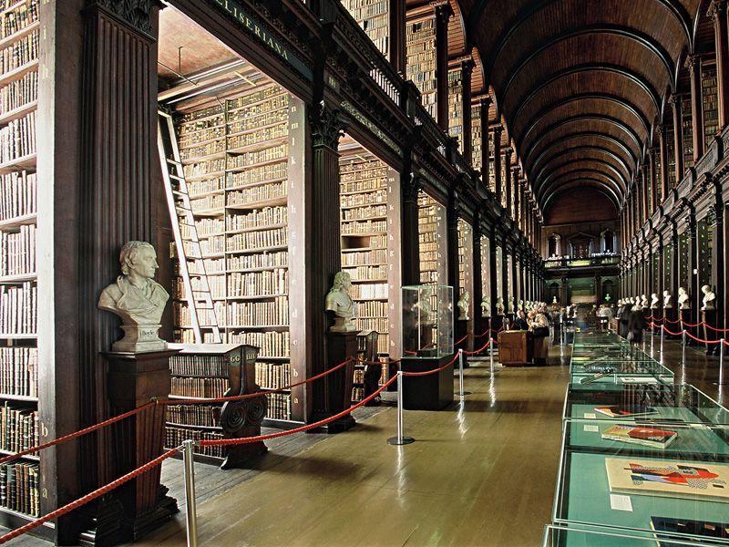 Libraries14 Библиотеки, в которые хочется возвращаться