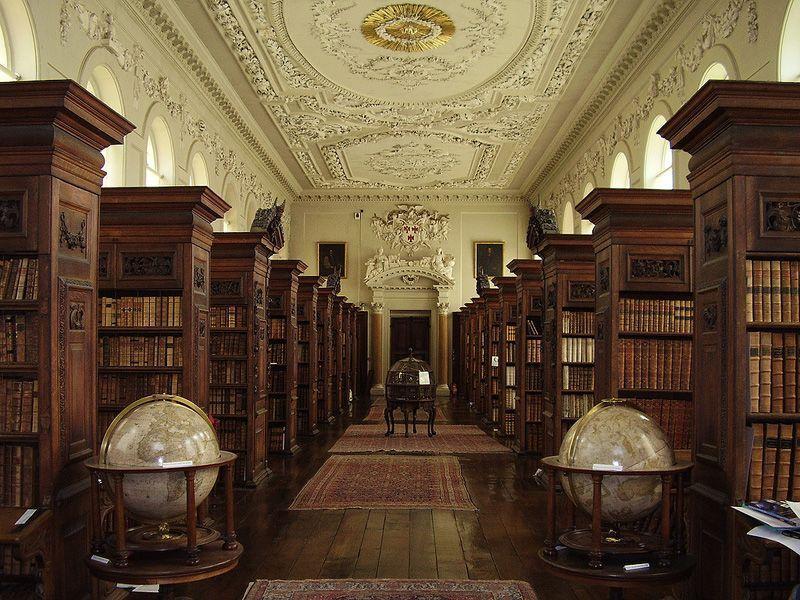 Libraries17 Библиотеки, в которые хочется возвращаться