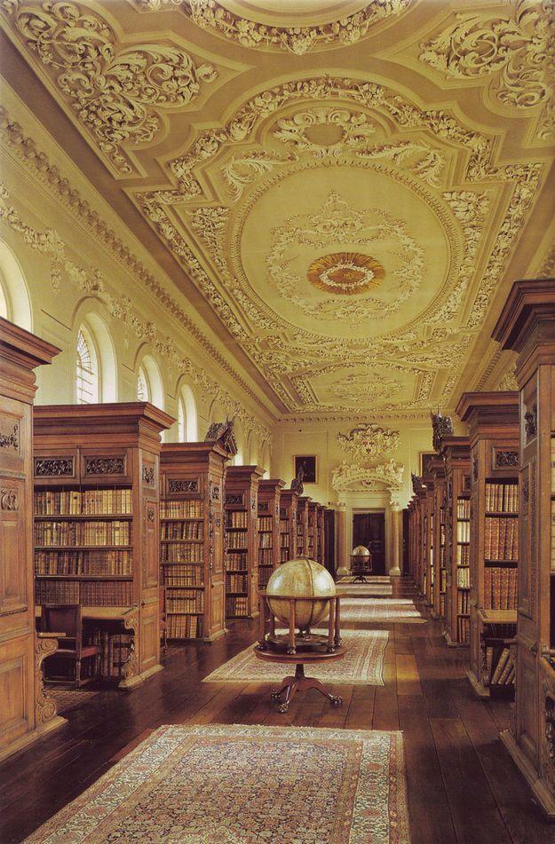 Libraries18 Библиотеки, в которые хочется возвращаться