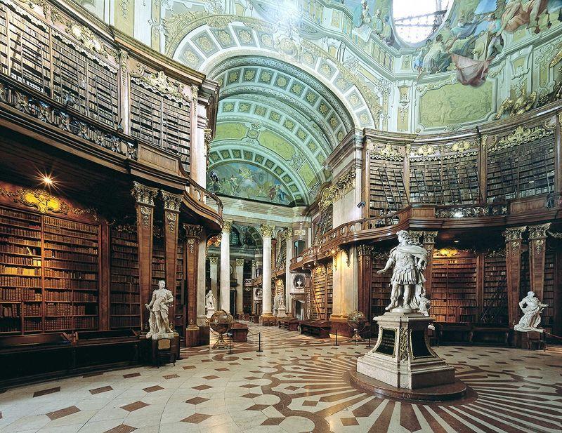 Libraries19 Библиотеки, в которые хочется возвращаться