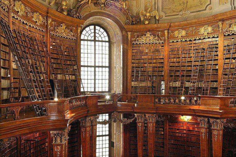 Libraries20 Библиотеки, в которые хочется возвращаться