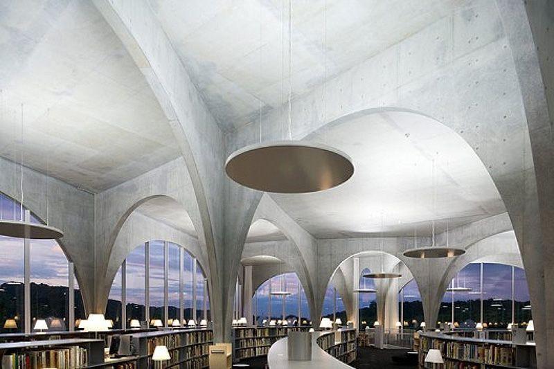 Libraries21 Библиотеки, в которые хочется возвращаться