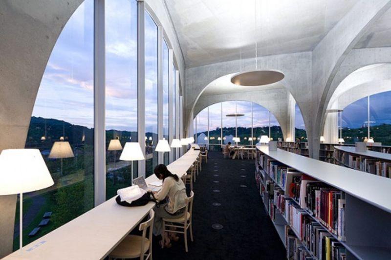 Libraries22 Библиотеки, в которые хочется возвращаться