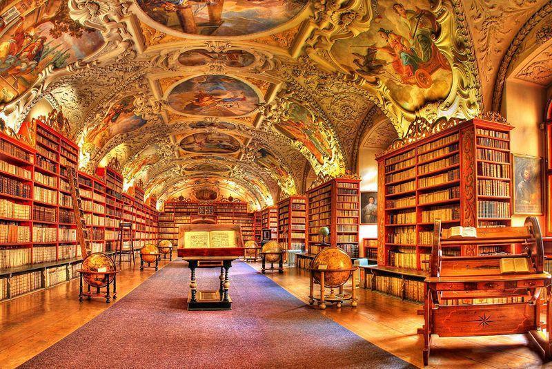 Libraries23 Библиотеки, в которые хочется возвращаться