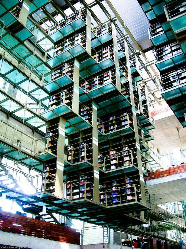 Libraries25 Библиотеки, в которые хочется возвращаться