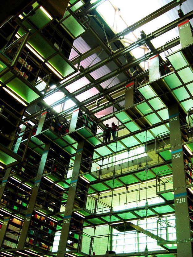 Libraries26 Библиотеки, в которые хочется возвращаться