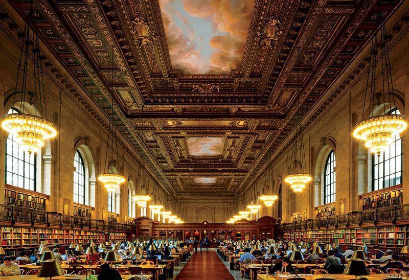 Libraries27 Библиотеки, в которые хочется возвращаться